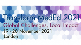 Transform MedEd Conference 2021