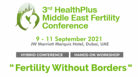 The 3rd HealthPlus Middle East Fertility Conference