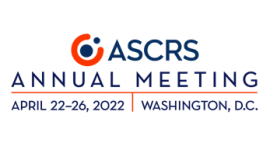 ASCRS 2022 Annual Meeting