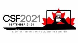 Canadian Surgery Forum 2021